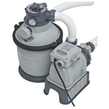 Above Ground Pool Pump and Filter Pack