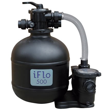 IFlo 500 Pump and Filter Package
