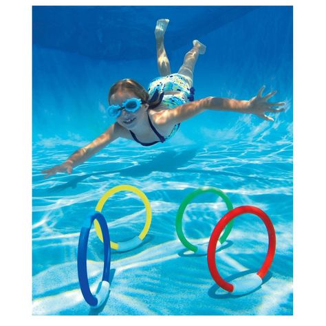 Underwater Fun Rings