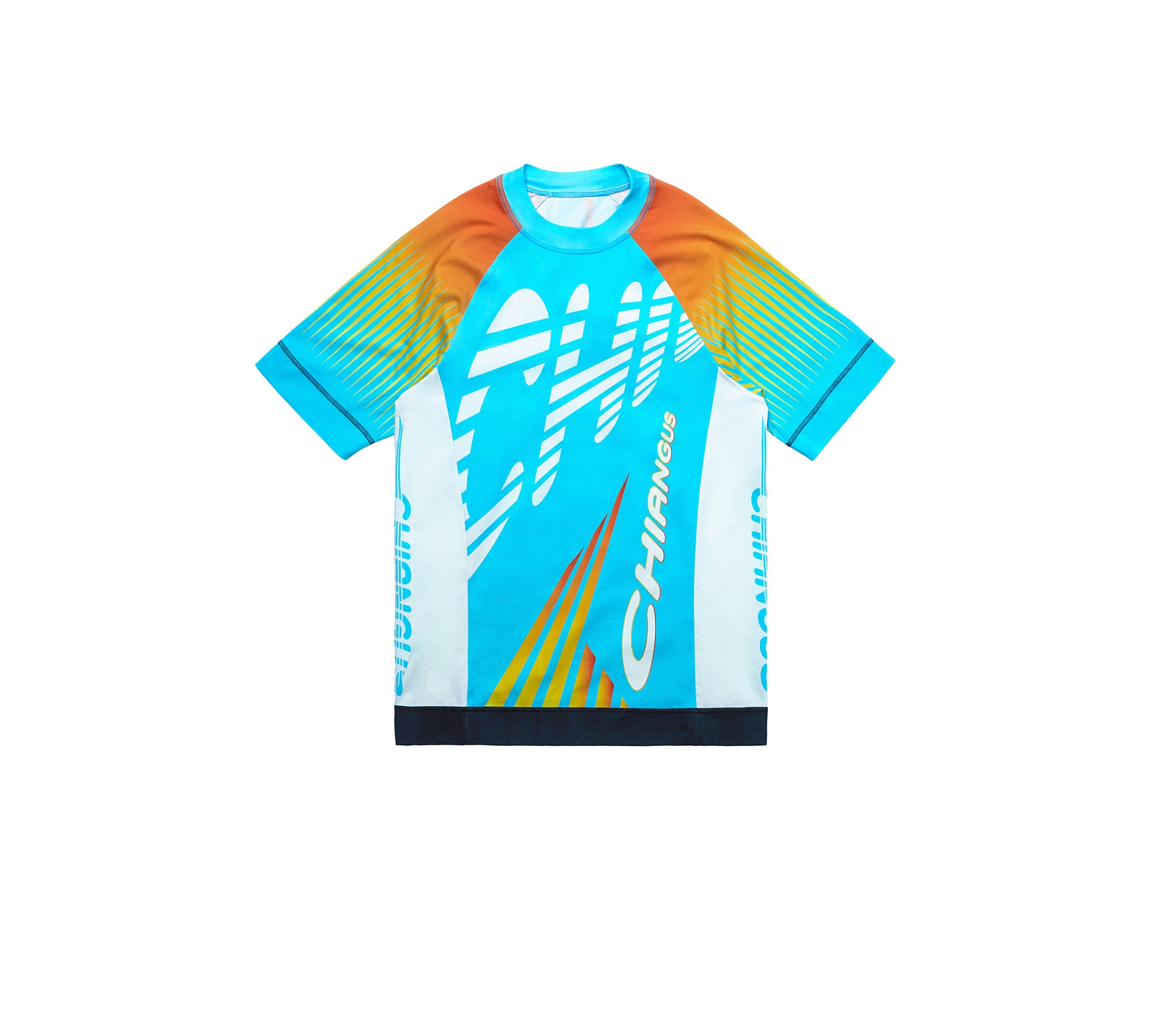 RACING PRINTED T-SHIRT