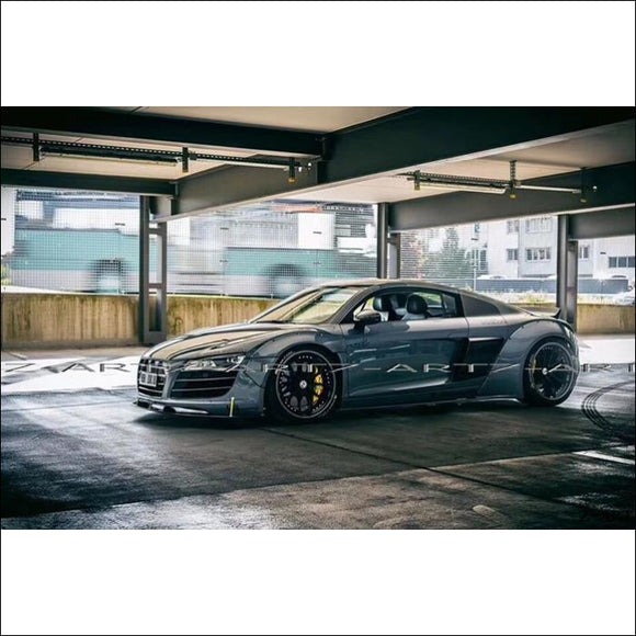 Body Kit Liberty Walk for Audi R8 2008-2015 - Body Kit
