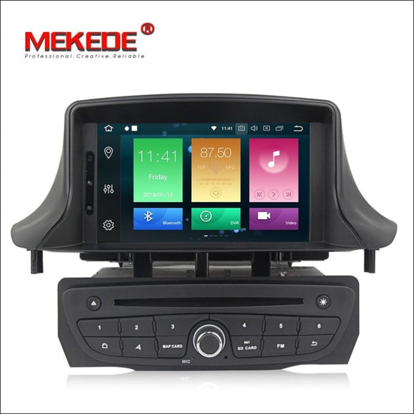 Multimedia Android for Renault Megane 3 Fluence - Multimedia System