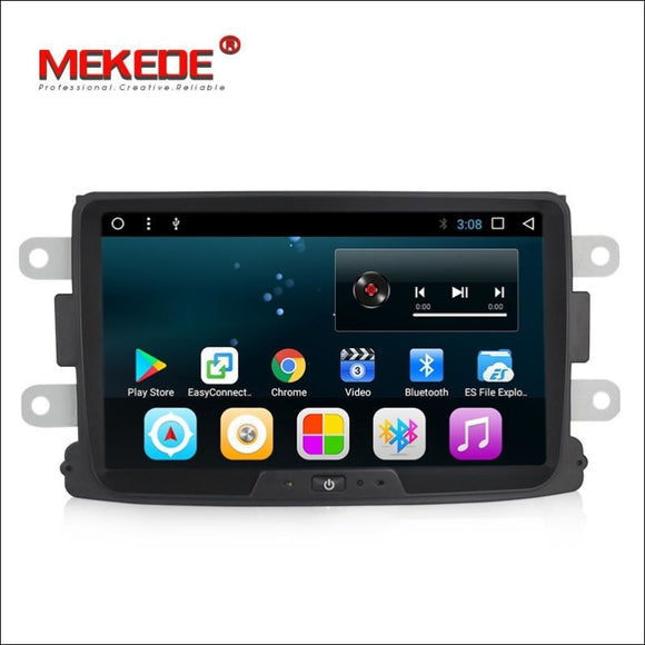 Multimedia Tesla Style Android 10.4 for Renault Duster Dacia Sandero Logan Dokker - Multimedia System