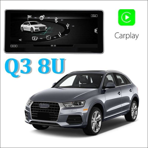 Multimedia 8.8 inch For Audi Q3 8U 2011-2018 - Multimedia System