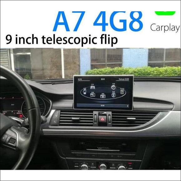 Multimedia 9.0 Inch For Audi A7 2012-2017 - Multimedia System