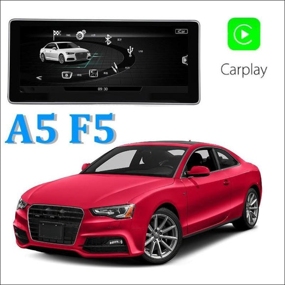 Multimedia 10.25 inch For Audi A5 F5 2016-2018 - Multimedia System