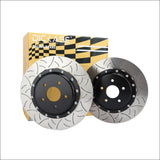 High performance 370mm brake discs ( Front ) kit for Audi A3 (8P) 2006-2013 - Brake