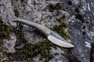 Pipin - Knife in Antler - WindofNorth.com