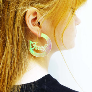 FUCK THIS/FUCK YEAH statement hoops!