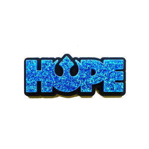 HOPE brooch – click for more colours