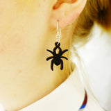 SPIDER earrings - danglies