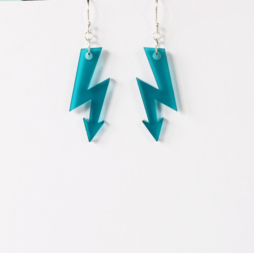HIGH VOLTAGE earrings - small