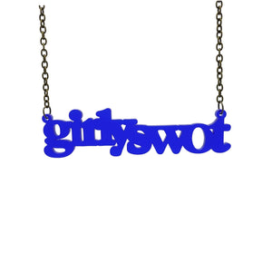 GIRLY SWOT  (click for more colours!)