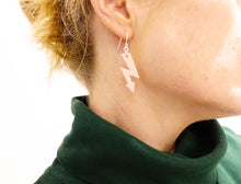 Load image into Gallery viewer, HIGH VOLTAGE earrings - small