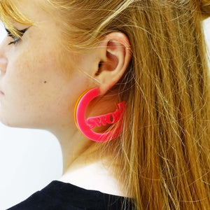 GIRLY SWOT statement hoops!