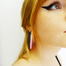Load image into Gallery viewer, RESIST and PERSIST statement hoops!