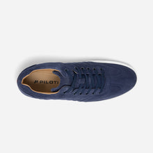 Load image into Gallery viewer, PISTONE X - Navy Suede