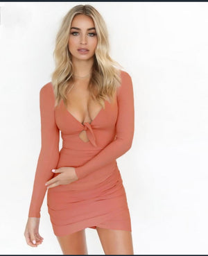 Mini Bodycon Club Party Dress