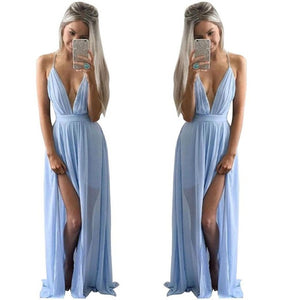 Stunning Long Evening Party Dress