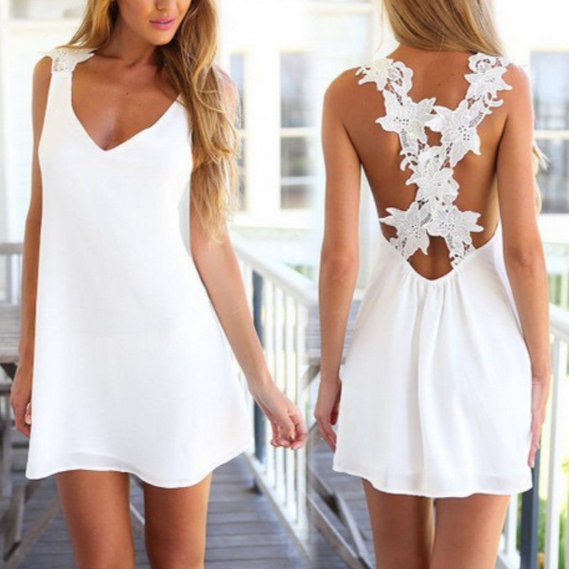 2018 New Fashion Casual Summer Dress