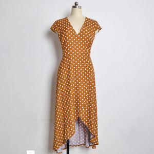 2018 Polka Dot summer Dress