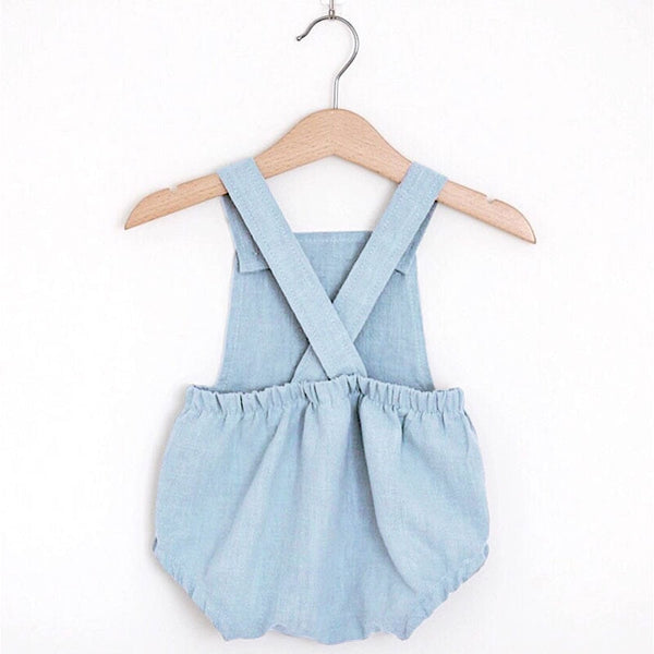 Baby Boys One-pieces Romper Summer