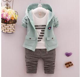 Spots fashion Boys 3 pcs Tracksuit Sets