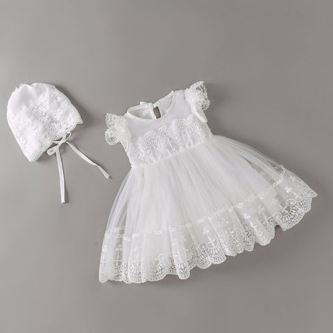 Baby Christening Gowns Baptism Dress for Little Girl