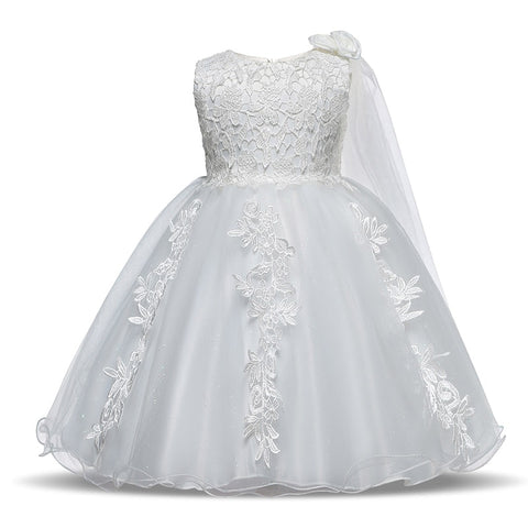 Baby Girl Baptism Dress Christening Gown