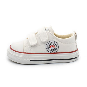 Baby Canvas Sneaker Shoes Soft Bottom
