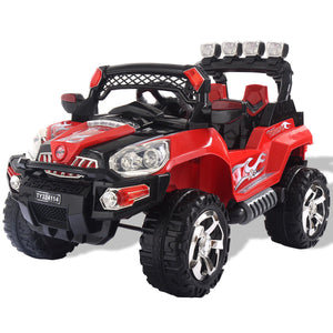 12V Kids Ride On Truck Car SUV RC Remote Control w/LED Lights C238