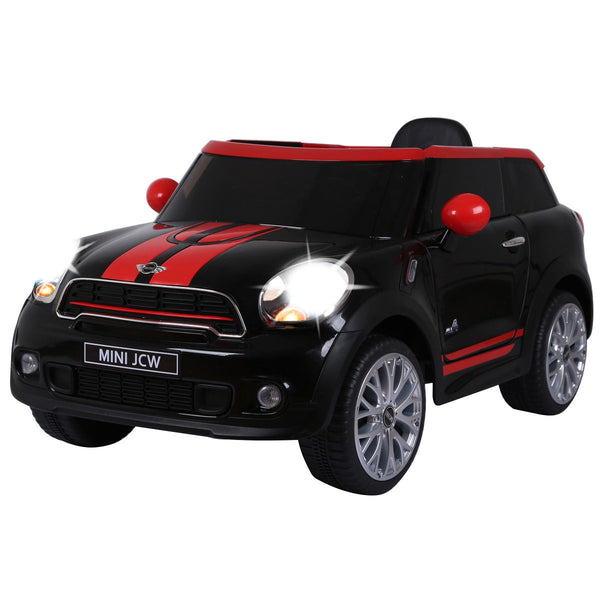 12 V Electric Remote Control Kids Ride On Car-Black C278