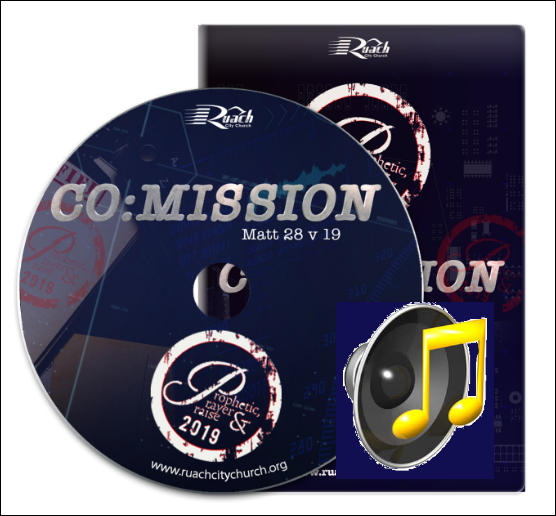 Co:mission -Pastor Steve Munsey