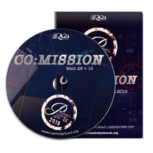 Load image into Gallery viewer, Co:mission DVD Pack