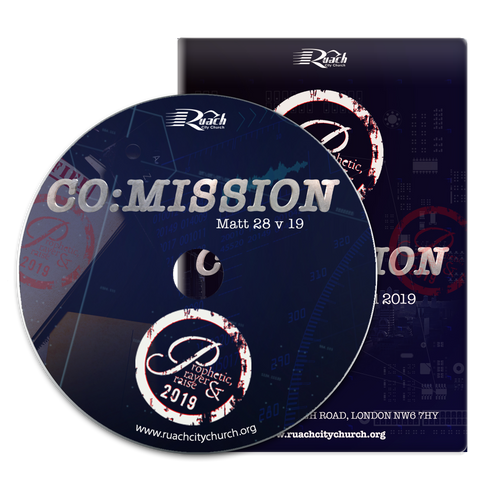 Co:mission DVD Pack