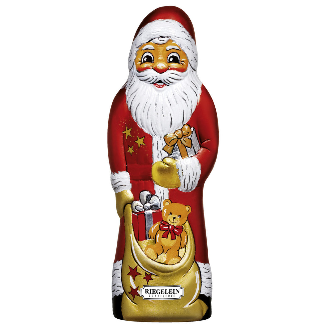 Riegelein Chocolate Santa Claus