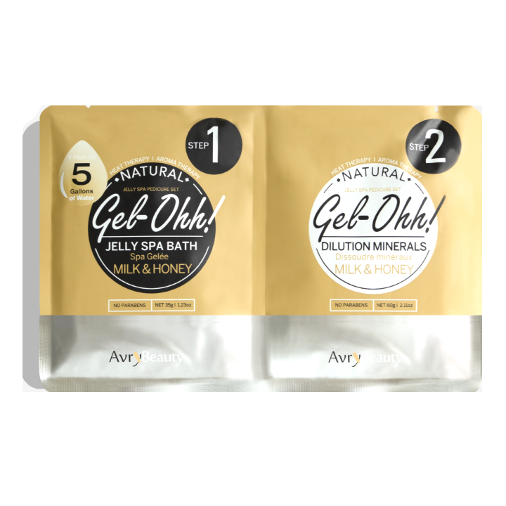 Milk & Honey Gel-Ohh Jelly Spa Pedi Bath