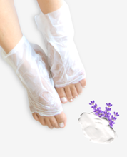 Load image into Gallery viewer, Lavender Shea Socks