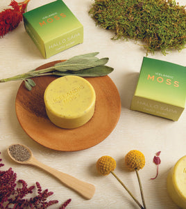 Icelandic Moss Soap Bar