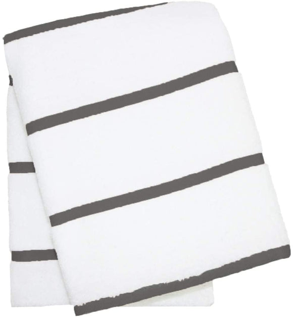 Las Rayas Striped Beach Towel