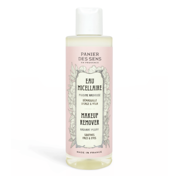 Radiant Peony Makeup Remover