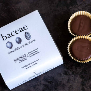 Baceae Peanut Butter Cups
