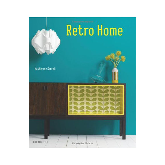 Retro Home Interior Design Book