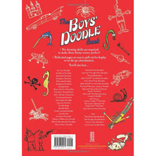 Load image into Gallery viewer, The Boys' Doodle Book