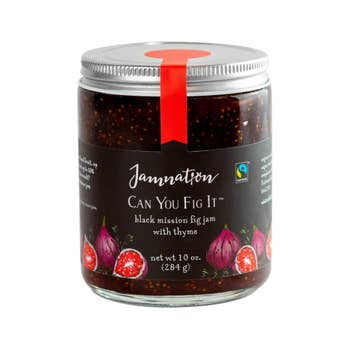 Jamnation Fresh Fruit Jams
