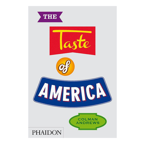 The Taste of America Book