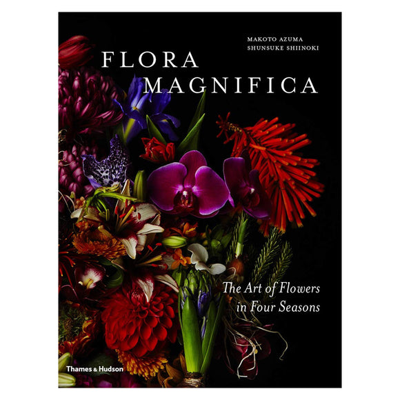 Flora Magnifica: The Art of Flowers in Four Seasons Book