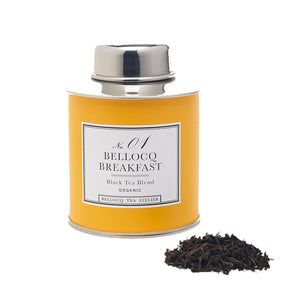No. 01 Bellocq Breakfast Tea Traveler Caddy