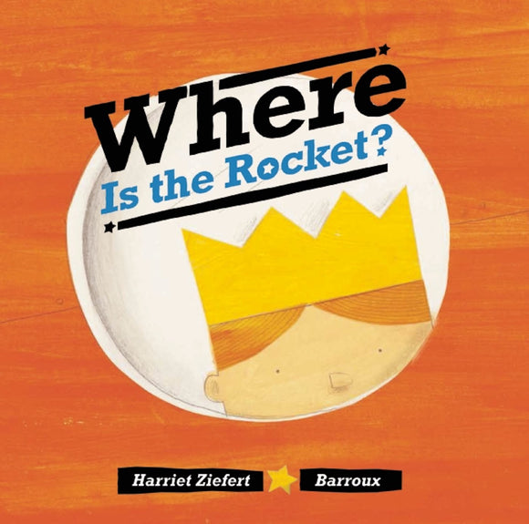 Where Is the Rocket? Children's Book