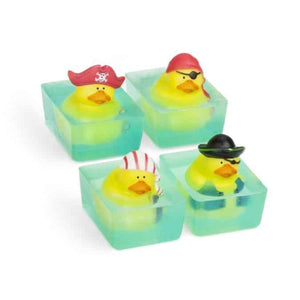Pirate Duck Toy Soap Bar